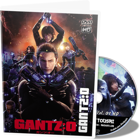 GANTZ: O MOVIE