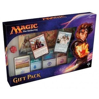 GIFT PACK 2017 - MAGIC THE GATHERING - comprar online