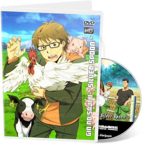 GIN NO SAJI II ~ SILVER SPOON ~
