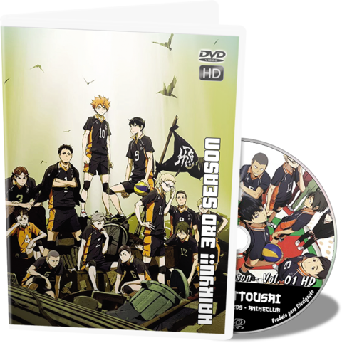 HAIKYUU!! 3RD SEASON