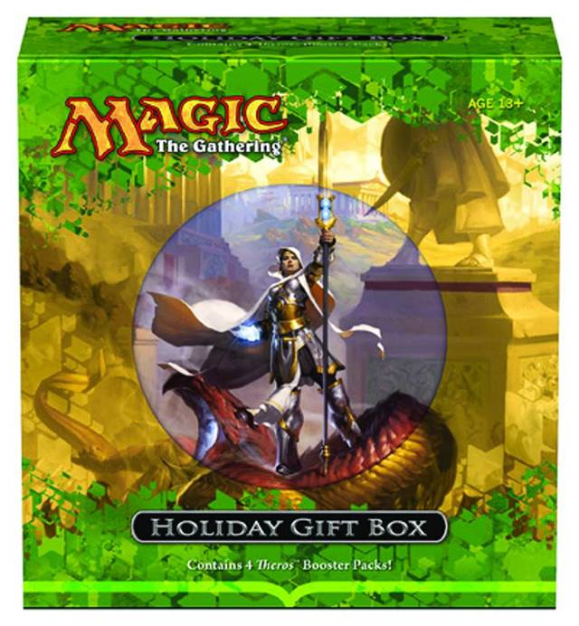 HOLLIDAY GIFT BOX THEROS - MAGIC THE GATHERING - comprar online