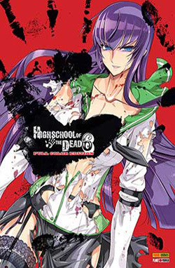 HIGHSCHOOL OF THE DEAD - FULL COLOR EDITION VOL. 06