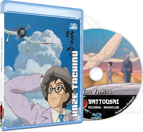 KAZE TACHINU - BLU-RAY