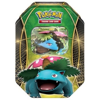 POKÉMON LATA POWER TRIO VENUSAUR - EX