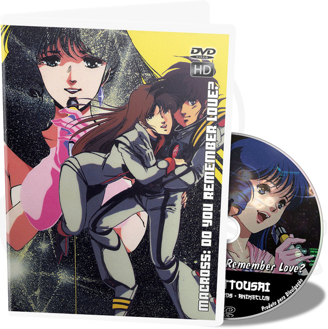 MACROSS: DO YOU REMEMBER LOVE - MOVIE HD