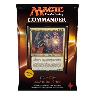 MAGIC COMMANDER 2016 - LEVANTE ENTRÓPICO