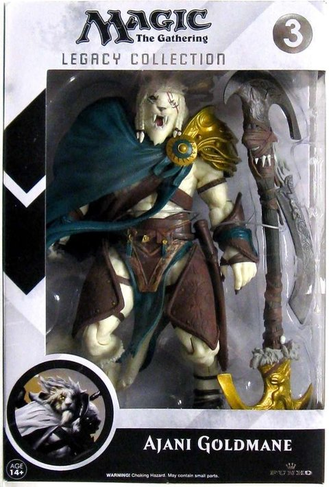 AJANI GOLDMANE LEGACY COLLECTION - MAGIC THE GATHERING - FUNKO