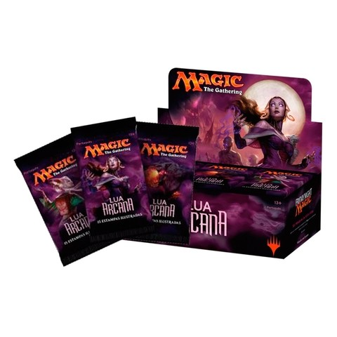 BOOSTER LUA ARCANA- MAGIC THE GATHERING - comprar online