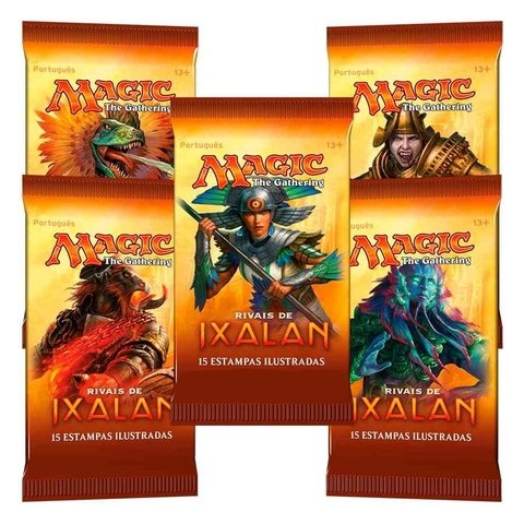 BOOSTER RIVAIS DE IXALAN - MAGIC THE GATHERING