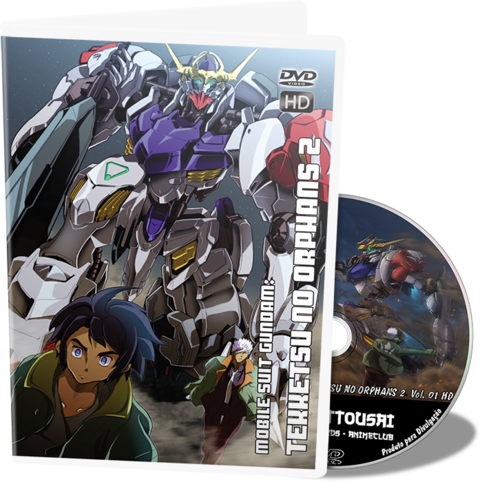 MOBILE SUIT GUNDAM: TEKKETSU NO ORPHANS 2