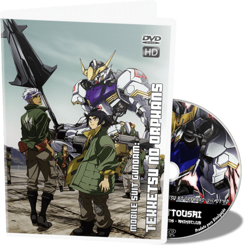 MOBILE SUIT GUNDAM: TEKKETSU NO ORPHANS