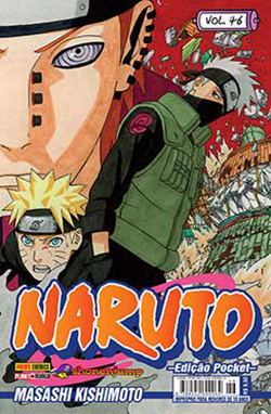 NARUTO POCKET VOL. 46