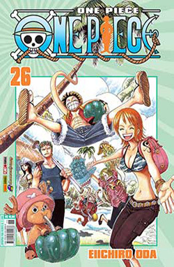 ONE PIECE VOL. 26