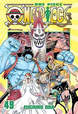 ONE PIECE VOL. 49