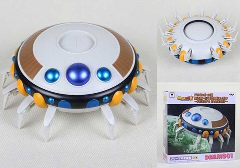 DRAGON BALL - BANPRESTO - MG01 - FREEZA S SPACESHIP - 16CM