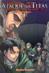 ATTACK ON TITAN (SHINGEKI NO KYOJIN) VOL. 05