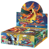 POKÉMON BOX DISPLAY XY2 FLASH DE FOGO