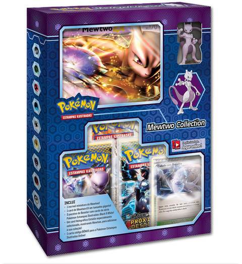 BOX POKÉMON MEWTWO COLLECTION