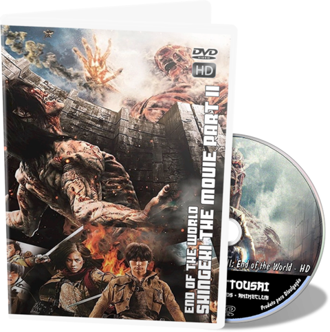 SHINGEKI NO KYOJIN THE MOVIE PART II: END OF THE WORLD