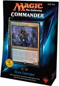 MAGIC COMMANDER 2015 - SIEZE CONTROL