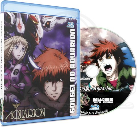SOUSEI NO AQUARION - BLU-RAY