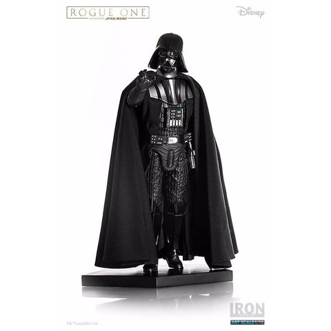 DARTH VADER 1/10 - ROGUE ONE: A STAR WARS STORY - IRON STUDIOS - Mangekyou Store