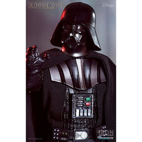 DARTH VADER 1/10 - ROGUE ONE: A STAR WARS STORY - IRON STUDIOS