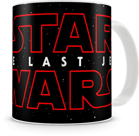 CANECA - STAR WARS THE LAST JEDI - COD. 2956
