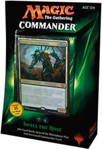 MAGIC COMMANDER 2015 - SWELL THE HOST