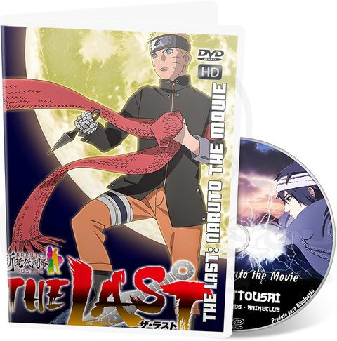 THE LAST NARUTO THE MOVIE - HD