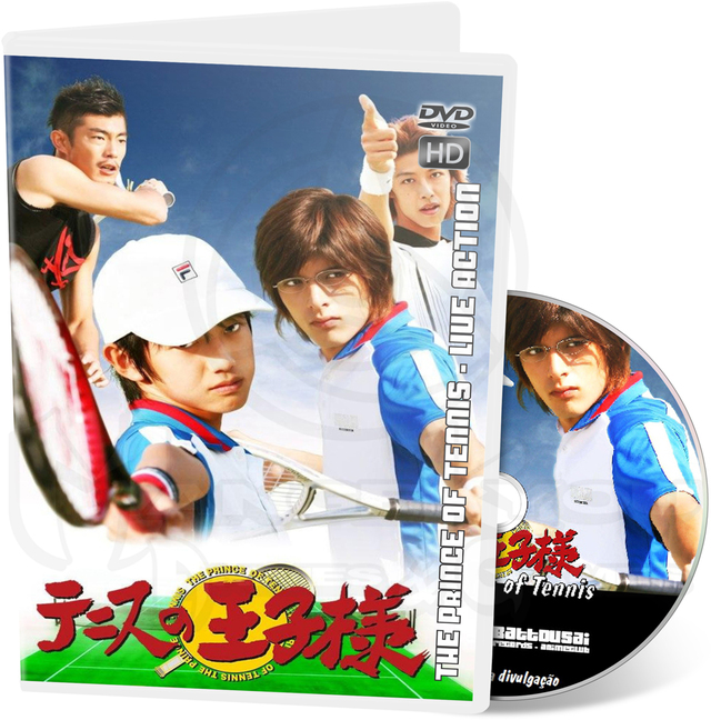 THE PRINCE OF TENNIS - MOVIE HD