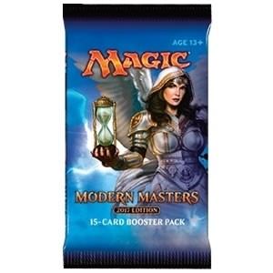 MAGIC THE GATHERING - BOOSTER MODERN MASTERS EDIÇÃO 2017
