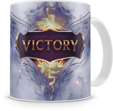 CANECA - LEAGUE OF LEGENDS - COD. 2949