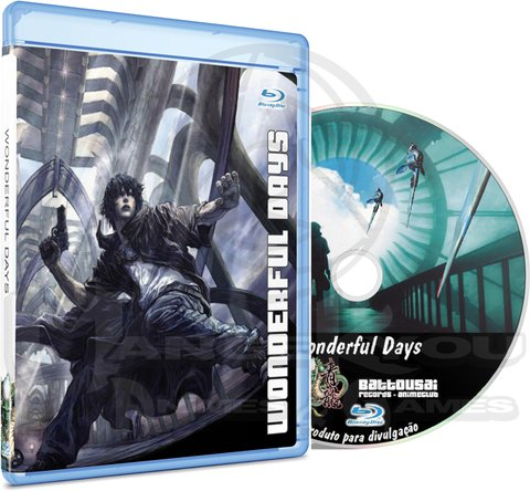 WONDERFULLDAYS - MOVIE (EDIÇÃO FANSUBBER) - BLU-RAY