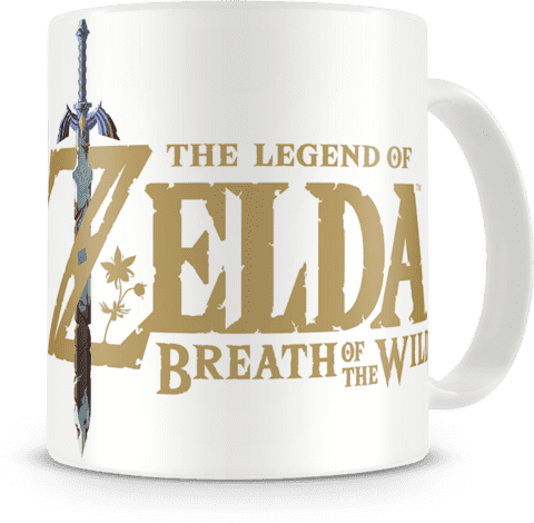 CANECA - THE LEGEND OF ZELDA BREATH OF WILD- COD. 2961