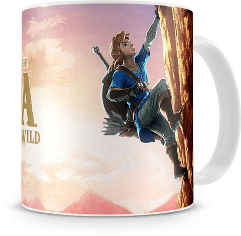 CANECA - LEGEND OF ZELDA BREATH OF WILD- COD. 2963