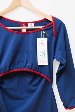SUPEROFF ☼ Remera Sonrisa Color (manga 3/4) - comprar online