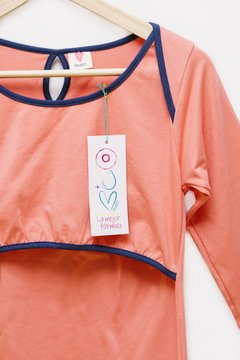 SUPEROFF ☼ Remera Sonrisa Color (manga 3/4) - VinculArte ♥