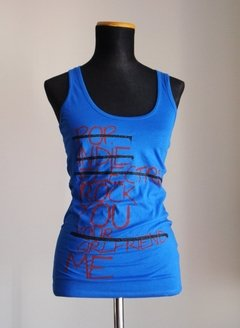 [Talle S] Musculosa 'Rock, you'