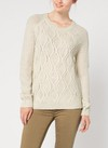 [Talle XL] Sweater VENECIA -hueso-