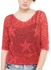 [Talle L] Sweater RED STAR