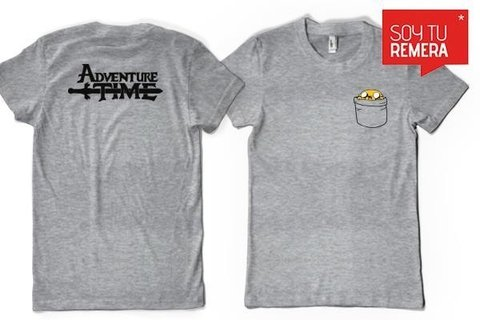 Remera Adventure Time