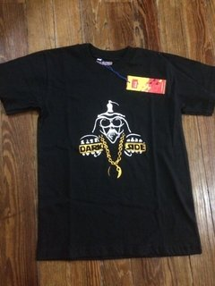 Remera Dark Side niño talle 10