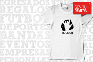 Remera Escalada - Rock on