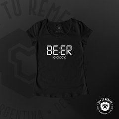 Remera BEER o´clock - comprar online