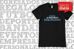 Remera Club Atletico Belgrano