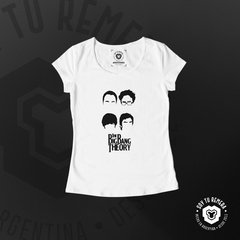 Remera The big bang theory 1 - comprar online