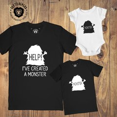 Combo Padre e hijo - Help I´ve created a Monster