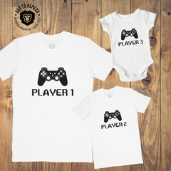 Combo Padre e hijo - Player 1 Player 2 - comprar online