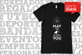 Remera Star Wars - 4 de Mayo DIA de STAR WARS